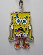 PVC Sponge Bob Square Pant Keychain B