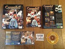 Corsairs avec extension nouveaux conquerants GOLD PC Big Box boite carton FR