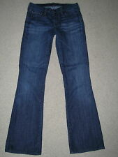 CITIZENS OF HUMANITY AMBER HIGH RISE BOOTCUT STRETCH JEANS SIZE 24