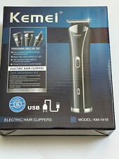 Professional Men's 3 in 1 Rechargeable Hair Clipper Nose Trimmer Clean Shave NEW