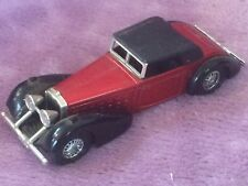 MATCHBOX MODELS OF YESTERYEAR Y17-1 1938 HISPANO SUIZA