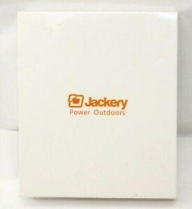 Jackery Bar - Orange Portable Power / Outdoors Power Bank / Sealed Box