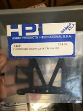 Hpi 6320 Upper Deck for Tamiya Csc Ed Deleted Spare Parts
