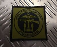Genuine British ARMY Issue OD Green Afghanistan JFS Joint Forces Support