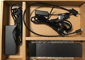HP Elite 90W TB3 Dock Product # 1DT93UT#ABA