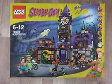Lego 75904 Scooby-Doo Mystery Mansion MISB Retired