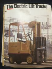 The Electric Lift Trucks