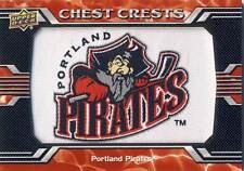 2014-15 Upper Deck AHL PORTLAND PIRATES Logo Patch #18 Coyotes