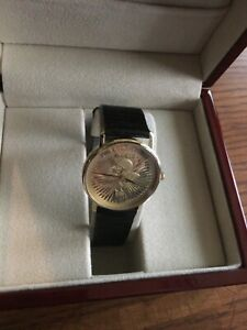 1999 NFL PRO BOWL OFFICIAL WATCH GIVEN TO PLAYERS, COACHES, SUPPORT PERSONNEL