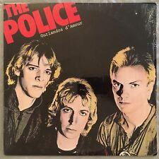 THE POLICE - Outlandos D'amour (Vinyl LP) SP-4753 In Shrink
