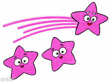 """7"""" DORA  BOOTS NICK JR SHOOTING STAR SERIES CHARACTER FABRIC APPLIQUE IRON ON"""