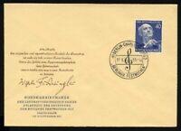 Berlin MiNr. 128 Ersttagsbriefe/ FDC unbeschriftet (I546