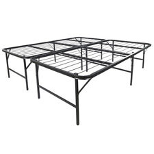 platform bed frame twin twinxl full queen king foldable no box spring needed