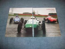 1959 OSCA vs. 1960 Lotus 18 vs. 1963 Brabham BT6 Formula Junior Race Car Article