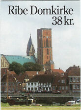 DENMARK BOOKLET : 1987 Ribe Cathedral   SG SGSB119 MNH
