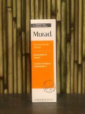 Murad  Essential C Toner Environmental Shield 6 Oz Spray NEW In Box