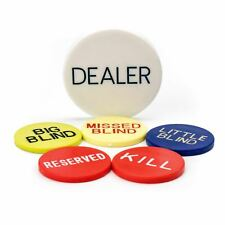 Dealer Button Kit