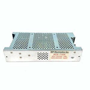 ICP Electronics ACE-716A Power Supply 5V 25A 150W