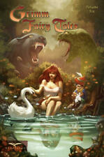 Grimm Fairy Tales Volume 6 GN First Edition Al Rio GFT Belinda Bad Girl New NM