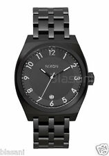 Nixon Original Monopoly A325-001 All Black 40mm Watch