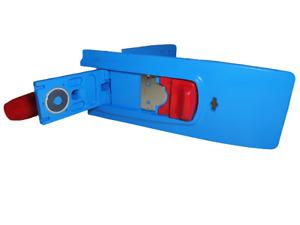 PREMIUM Magnet-Klapphalter 40cm / 50cm Mopphalter Mophalter Wischmop Mop Mopp
