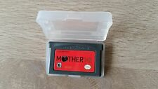 Mother 1 + 2 GBA Gameboy Advance traduzione Inglese-terra serie