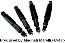 Stoßdämpfer Satz 4 Stk.  Fiat 500 126 - new set shock absorbers