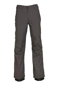 686 Men's STANDARD Snow 2019 Pants - Charcoal - Large - NWT - LAST ONE!
