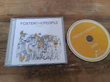 CD Pop Foster The People - Torches (10 Song) SONY MUSIC / COLUMBIA jc