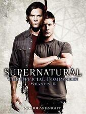 Supernatural: The Official Companion Season 5, Knight, Nicholas, Good Book