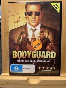 Bodyguard (DVD, 2012) Region 4 Rare Ex Rental Bollywood Kareena Kapoor