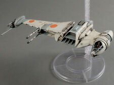 """PRO BUILT B-Wing Starfighter """"Star Wars"""" 1/72 Bandai, With LED Engines"""