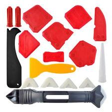 18Pcs Caulking Tool Kit, Caulking Tools Silicone Sealant Finishing Tool Gro J1C1