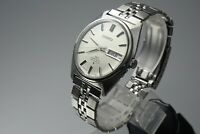 OH, Vintage 1970 JAPAN SEIKO LORD MATIC WEEKDATER 5606-7000 25Jewels Automatic.