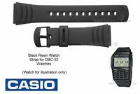 Genuine Casio Watch Strap Band for DBC-32, DBC-32C, DBC32 Databank Watch