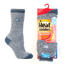 Machine Washable Striped Thermal Socks for Women
