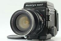 【MINT+++】 Mamiya RB67 Pro S Sekor 65mm F4.5 Lens 120 Film Back From JAPAN #436