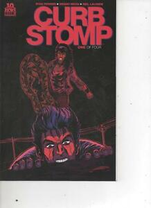 CURB STOMP 1 OF 4 -DATED FEB 2015 MINT