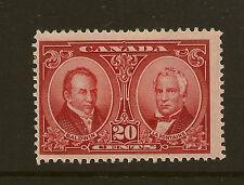 CANADA : 1927 Confederation 20c carmine SG 273 mint