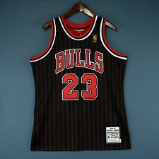100% Authentic Michael Jordan Mitchell & Ness 96 97 Bulls Jersey Size 48 XL Mens