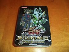 yu-gi-oh! leere 5d's 2011 duelist pack collection tin box yugioh