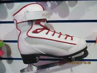 Ice Skates DR Flowline  Women's Girls Cheap Figure Skates