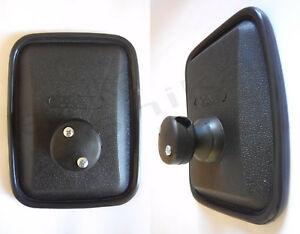 2 x Wide Angle Mirror Blind Spot for Camion Truck Lorry Caravan Van Bus Recovery