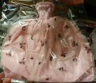 Quality Baby Pink Wedding Dress made for 12