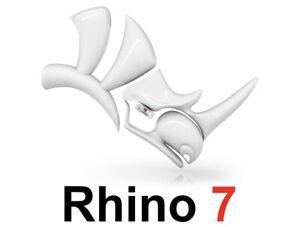 Rhino 7 Full Lifetime Version Windows