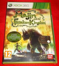 MAJIN AND THE FORSAKEN KINGDOM XBOX 360 Versione Italiana 1ª Edizione ○ NUOVO