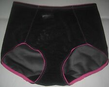 Secrets in Lace Bettie Page Shaping Pantie Black.Size Small.New!