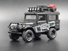 1980 TOYOTA LAND CRUISER FJ40 TRD RARE 1/64 SCALE COLLECTIBLE DIECAST MODEL CAR