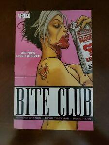 Bite Club TPB by Chaykin, Tischman & Hahn Coll. 1-6 Unread Free Ship $10 Vertigo
