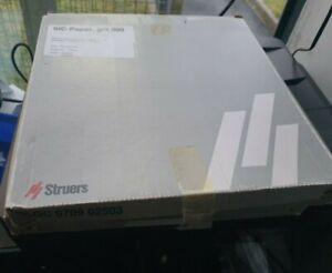 STRUERS VARUS 40400071 SIC PAPER 800 GRIT 250mm DIA 100/PK (R6S6.7)